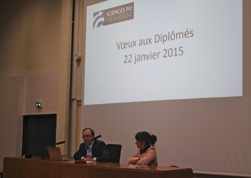 Photos AD Sciences Po Toulouse
