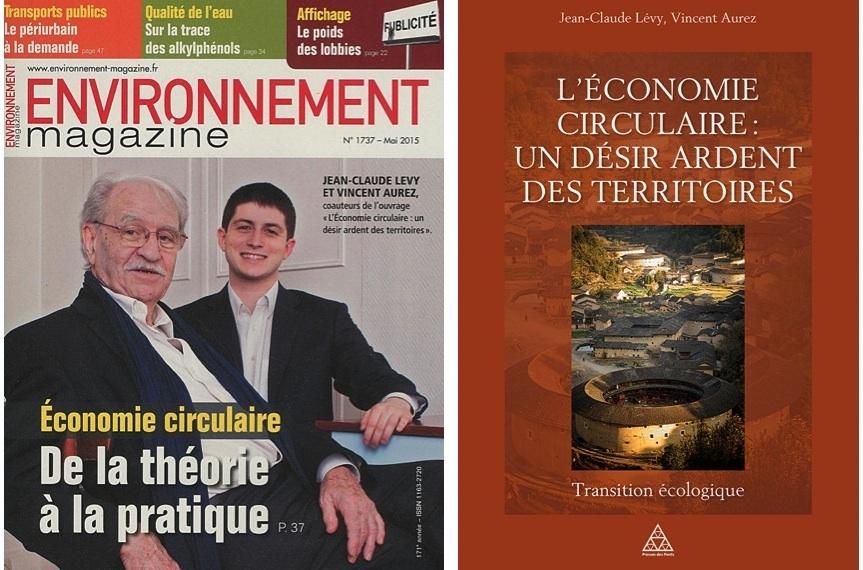 Environnement Magazine/Presses des Ponts