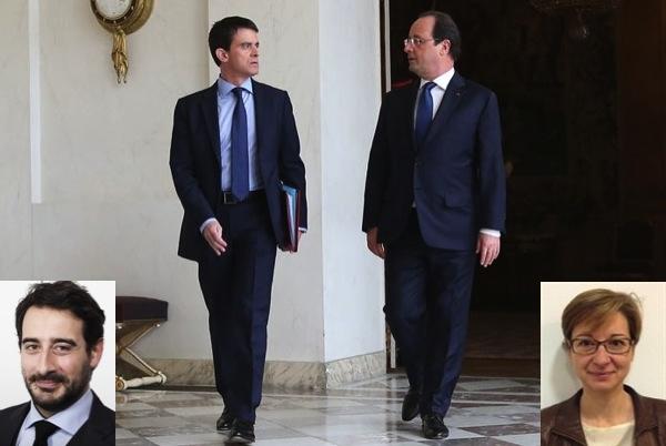 Photos Présidence de la République - Pascal Segrette/Twitter/lesbiographies.com