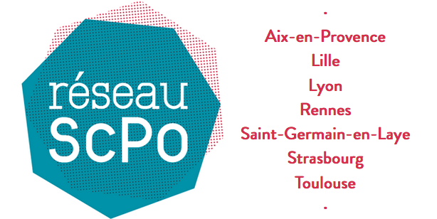 Logo Réseau ScPo